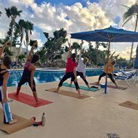 yoga classes at Nanny Cay Tortola BVI Caribbean