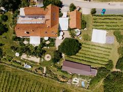 Bevor wir starten, seht ihr mal von oben das gesamte Wedding-Areal mit über 3,5 ha