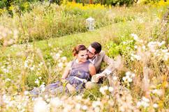 ...oder es euch einfach in unseren Blumenwiesen gemütlich machen