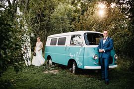 Unser alter Bus ist einer der beliebtesten Fotomotive :)