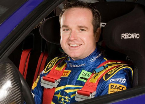 Ryan Champion Rallying