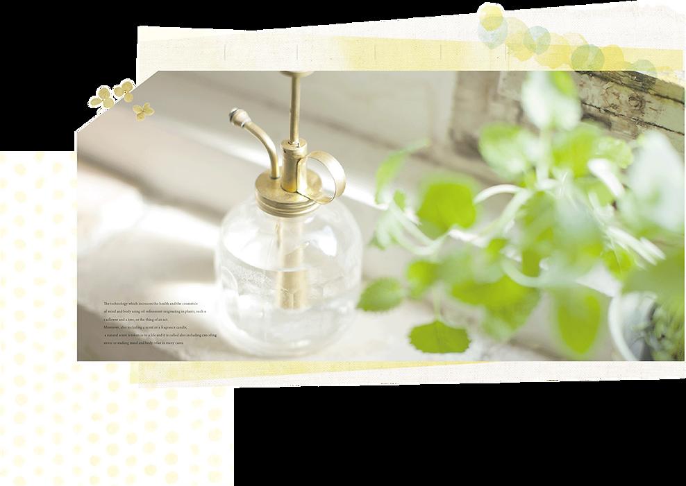 Aroma Fleur -アロマフラール-