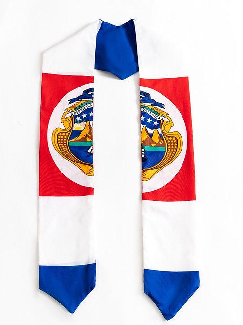 Costa Rica sash