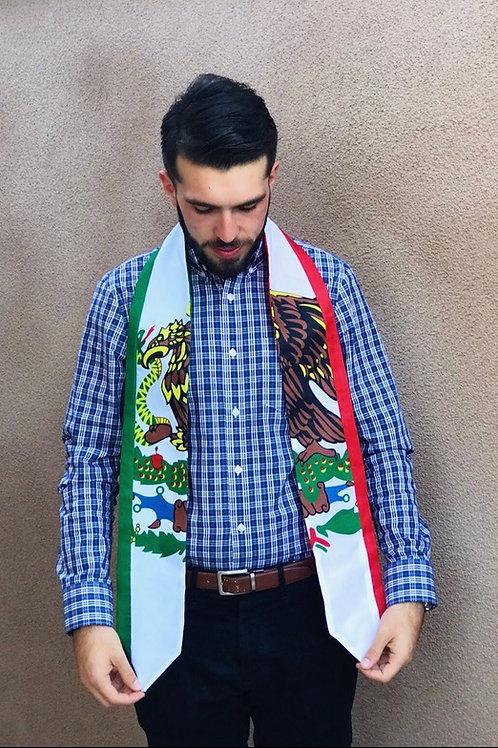 Mexican graduation stole/sash