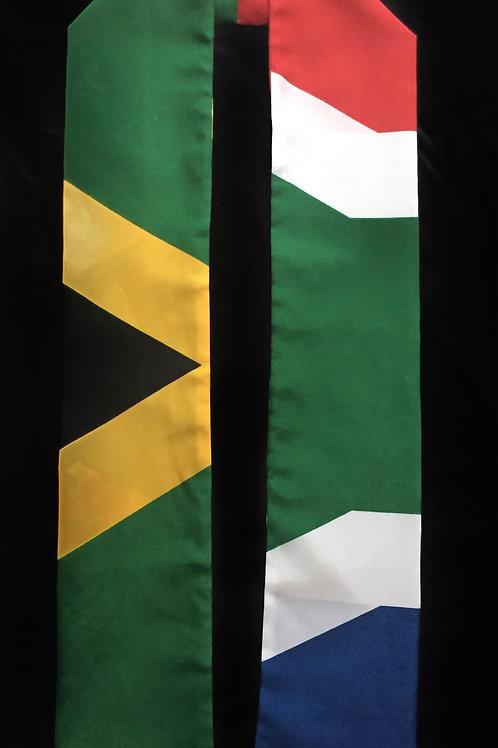 South Africa graduation stole
