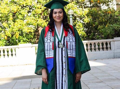 Cambodia graduation sash