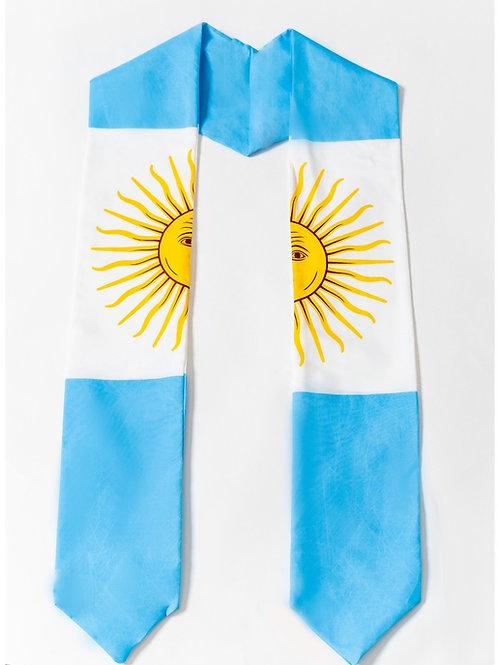 Argentine sash