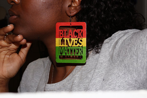 Jamaican earring