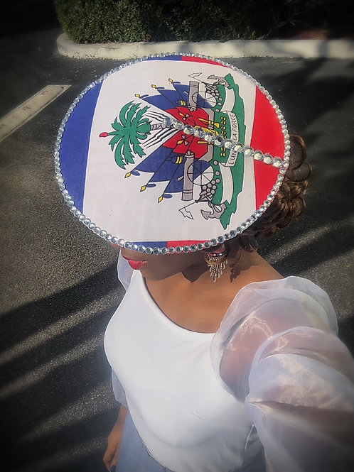 Haitian hat