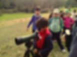 educacion ambiental, colegios, naturaleza, niños, actividades, extraescolares