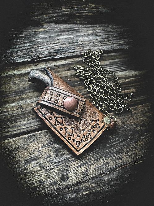 Mini Cleaver Necklace