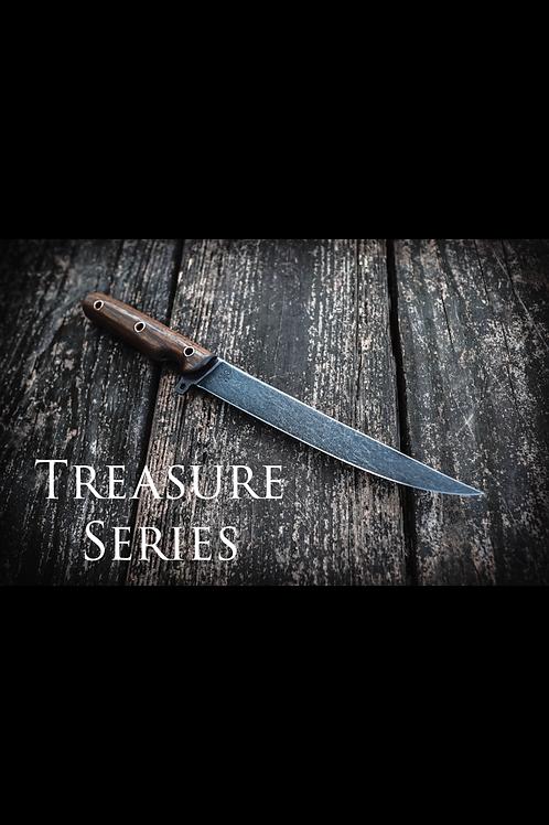 Treasure Series Fillet Knife #3