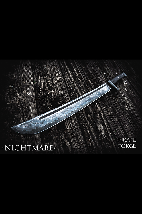 NIGHTMARE - Swamp Sword #6