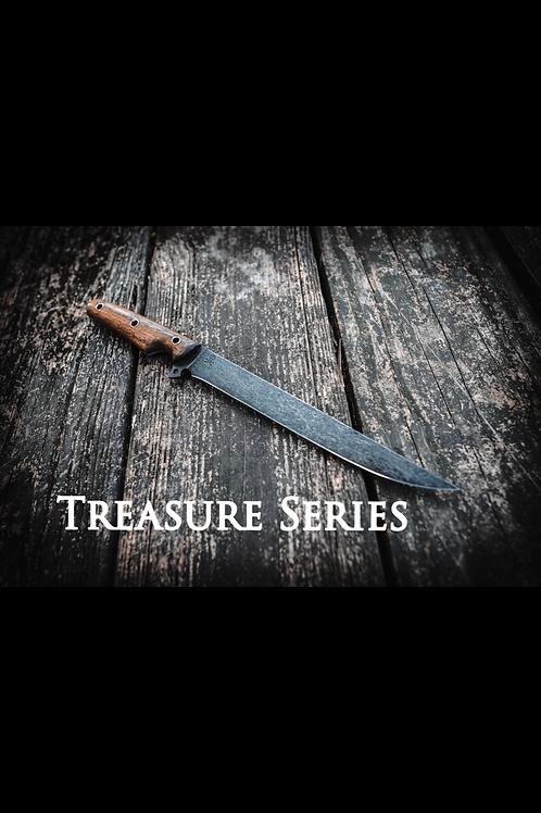 Treasure Series Fillet Knife #1