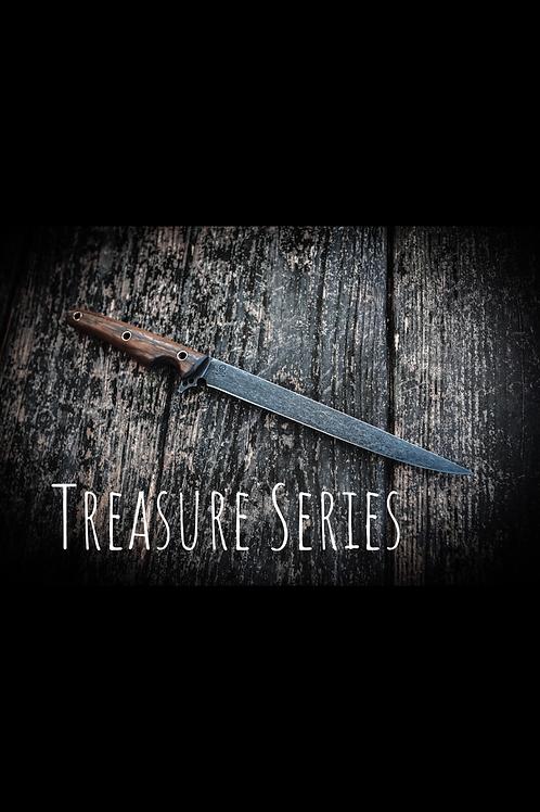 Treasure Series Fillet Knife #2