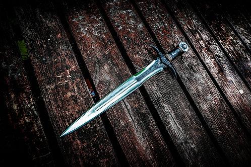 """""""TENEBRIS"""" SHORT SWORD OF DARKNESS"""