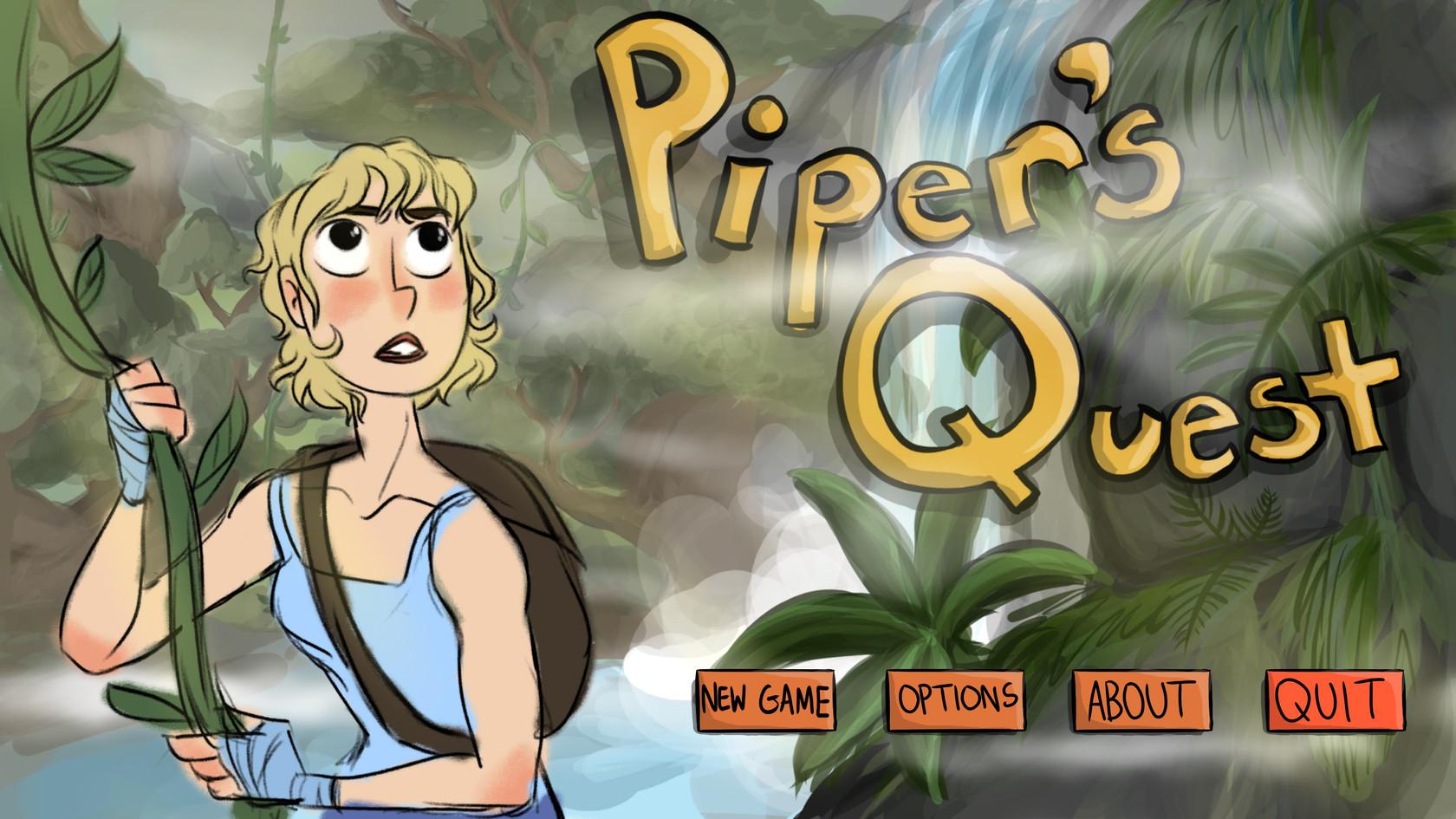 Piper's Quest - 1