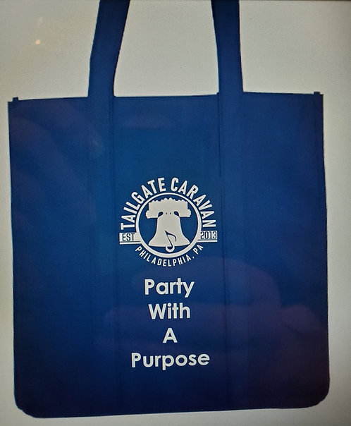 TGC Reusable Shopping Bag