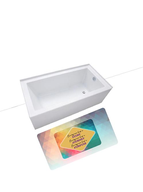 Memory Foam Bathmat-07