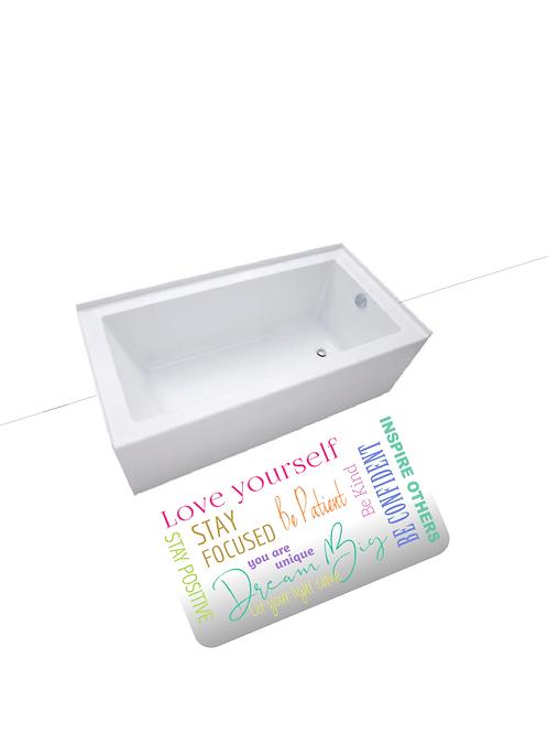 Memory Foam Bathmat-05
