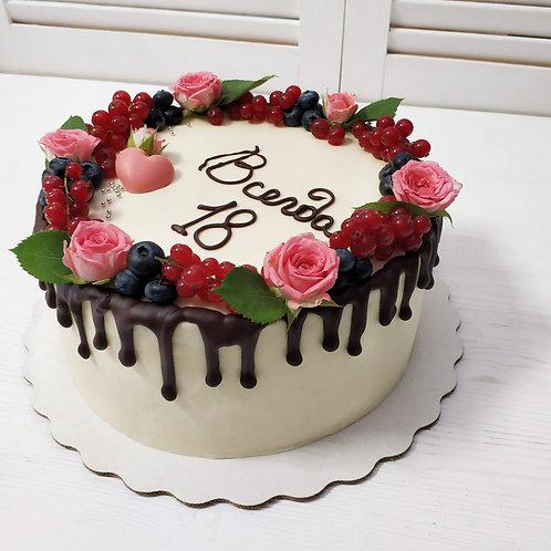 Торт Всегда 18