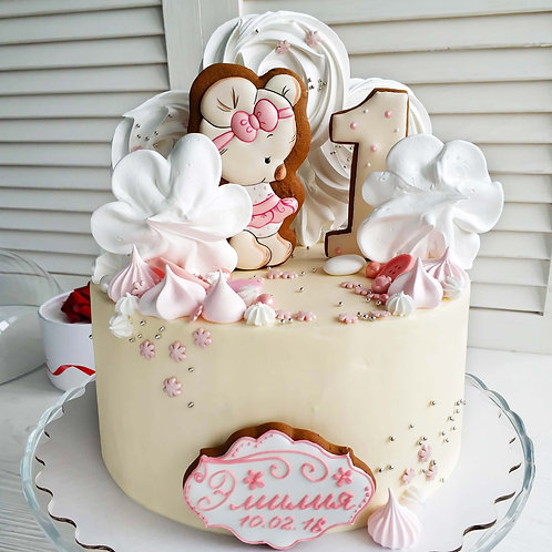 Торт с мышкой
