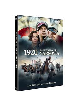 varsovia 1920  DVD