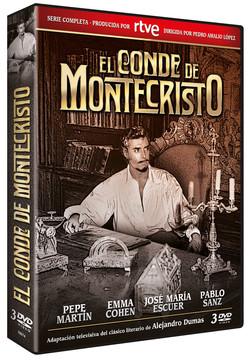 EL CONDE DE MONTECRISTO 3D