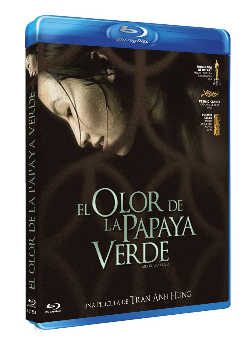 El Olor de la Papaya Verde (Blu-Ray)