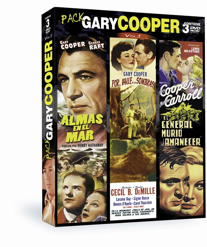 Gary Cooper Vol.1