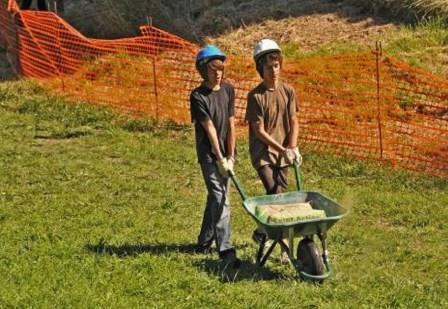 Испанцы-трудоголики ))