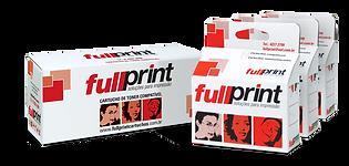 Full Print cartuchos compatíveis