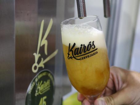 Veja a nossa escalação! 5 Cervejas Kairós para você acompanhar o futebol feminino!