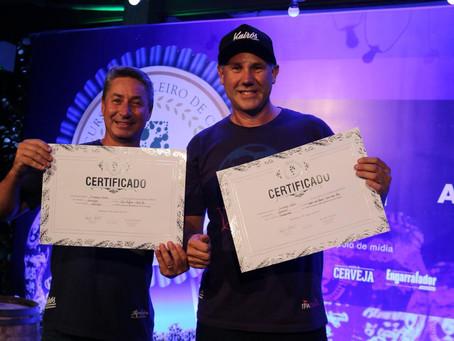 Kairós Cervejaria recebe duas medalhas no Concurso Brasileiro de Cervejas!