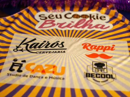 Carnaval com Kairós em Floripa!