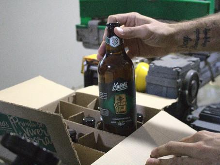 Figueirense lança cerveja comemorativa ao seu centenário