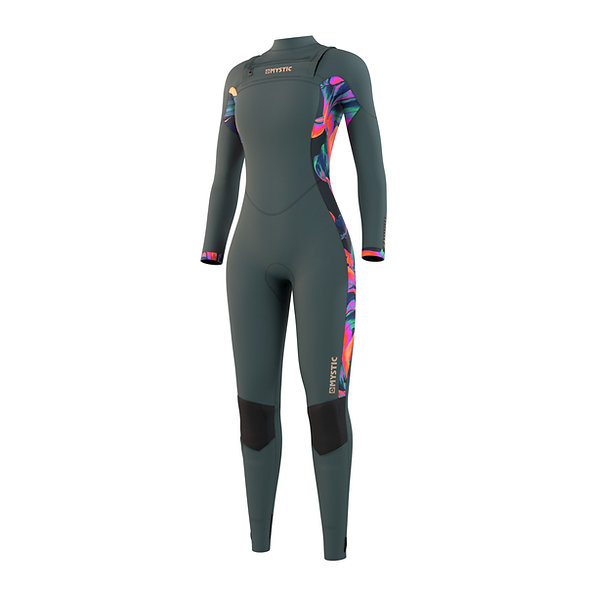 Mystic Dazzled Fullsuit 3/2mm Double Fzip Women