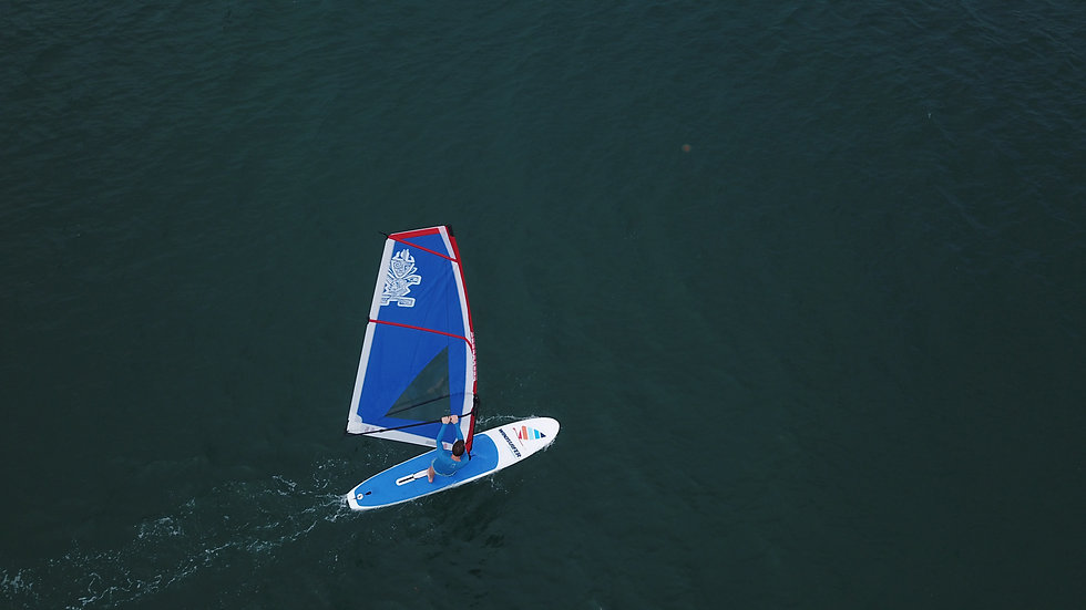 STARBOARD SUP WINDSURFING