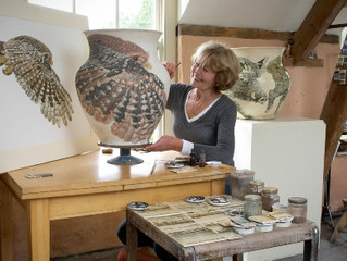 Patricia Low's ceramics