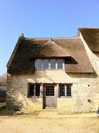 historic listed barn