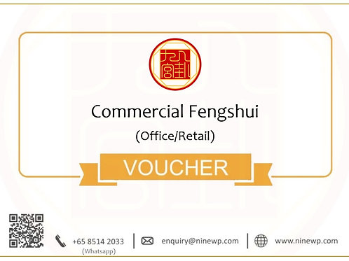 Commercial Fengshui (Office/Retail)