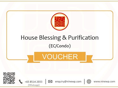 House Blessing & Purification (EC/Condo)
