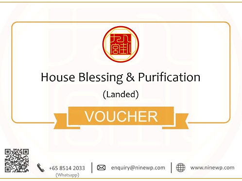 House Blessing & Purification (Landed)