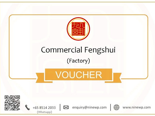 Commercial Fengshui (Factory)