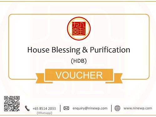 House Blessing & Purification (HDB)