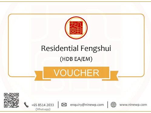 Residential Fengshui (HDB EA/EM)