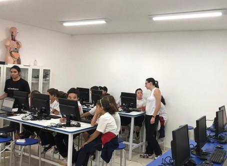 Aprendendo Ciências em uma aula de Robótica?