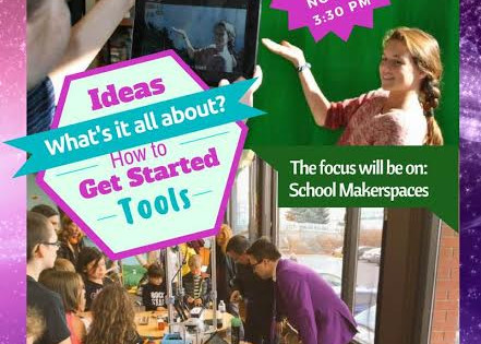 Let's talk about Makerspaces!