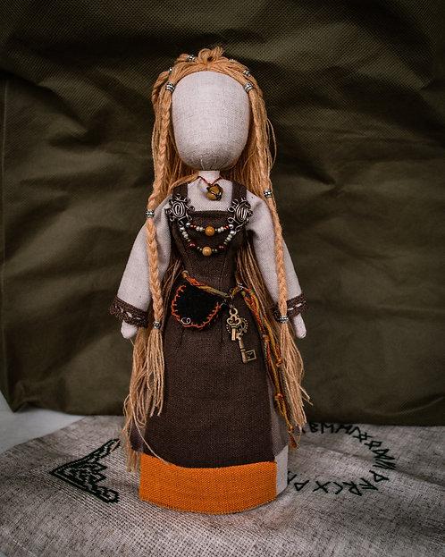 Ingrid Viking doll
