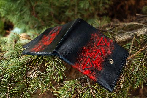 Runic wallet